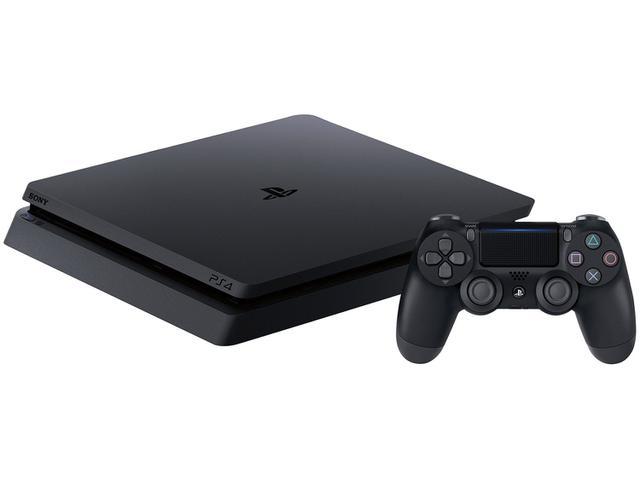 Imagem de Playstation 4 1TB 1 Controle Sony com 3 Jogos
