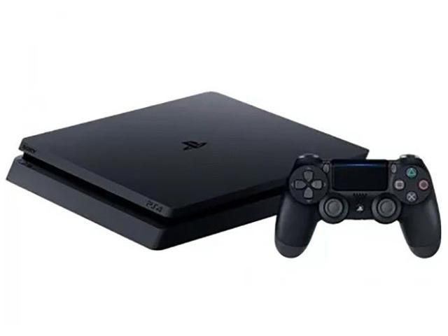 Imagem de PlayStation 4 Bundle V12 1TB 1 Controle Sony
