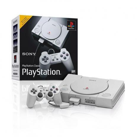 Imagem de Playstation One Mini Classic Edition 2 Controles Original