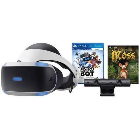 Imagem de PlayStation VR PS4 Bundle Game Astro Bot Rescue Mission + Moss