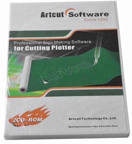 Imagem de Plotter de Recorte Profissional GS-720 72cm Com Software Artcut