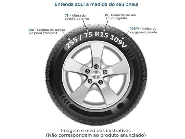 """Imagem de Pneu Aro 14"""" Continental 185/65R14 86T"""