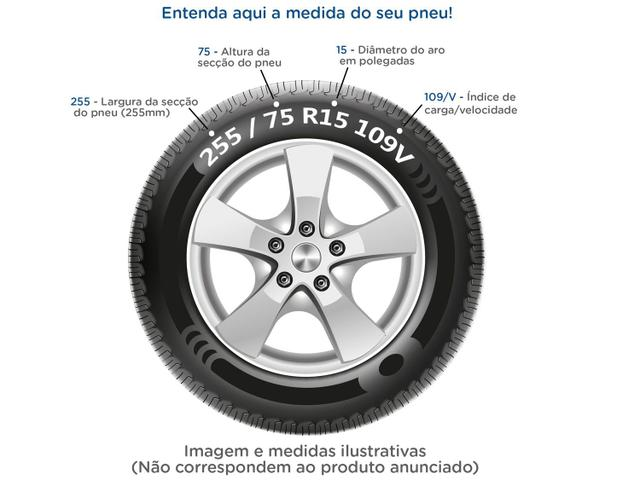 """Imagem de Pneu Aro 14"""" Pirelli"""