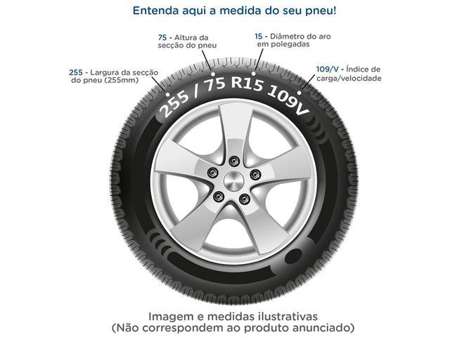 """Imagem de Pneu Aro 15"""" Continental 195/55R15 85H"""