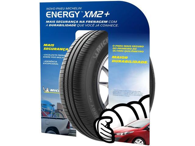 """Imagem de Pneu Aro 15"""" Michelin 185/65 R15 88H Energy XM2+"""