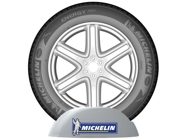 """Imagem de Pneu Aro 15"""" Michelin 195/55R15"""