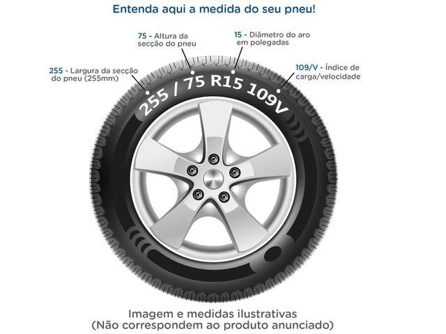 "Imagem de Pneu Aro 15"" Michelin 205/70R15C"