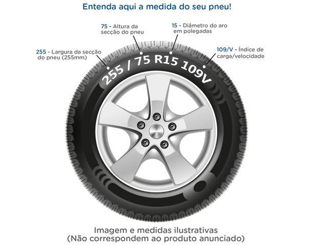"""Imagem de Pneu Aro 16"""" Michelin 235/60R16"""
