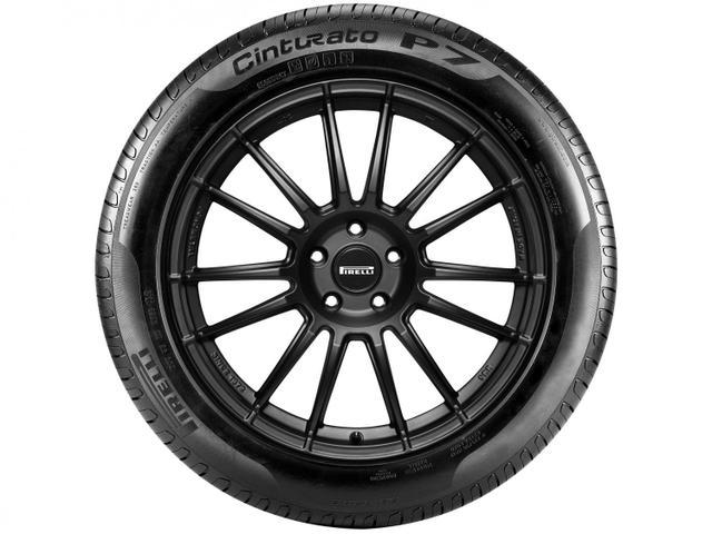 """Imagem de Pneu Aro 16"""" Pirelli 205/55R16 91V Cinturato P7"""