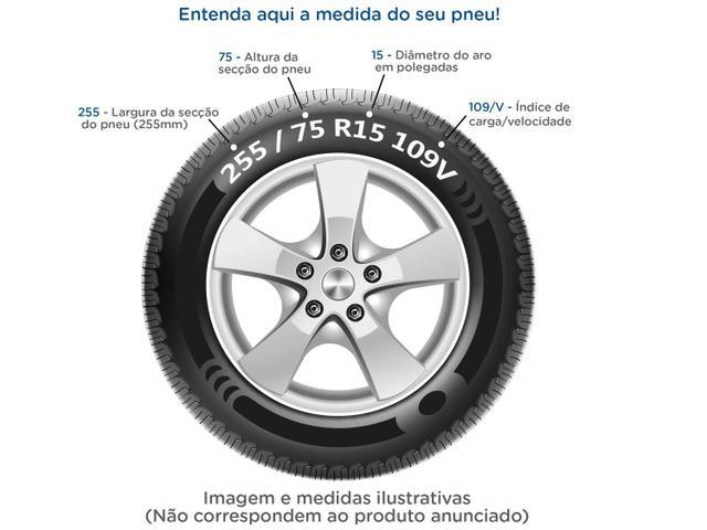 """Imagem de Pneu Aro 16"""" Pirelli P265/70R16 112H S-STR"""