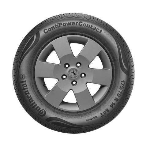 Imagem de Pneu Continental Aro 15 ContiPowerContact 185/60R15 88H - Original Fiat Argo, Chronos, Grand Siena e Uno Sporting