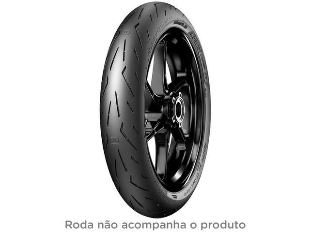 """Imagem de Pneu de Moto Aro 17"""" Pirelli Dianteiro 120/70 58V"""