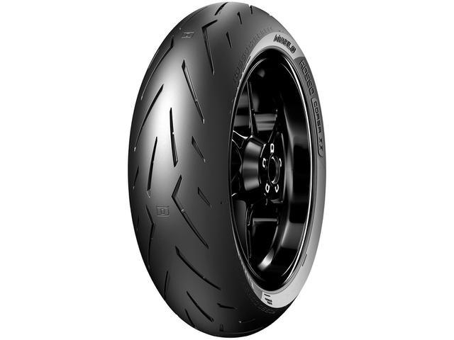 """Imagem de Pneu de Moto Aro 17"""" Pirelli Traseiro 160/60 69V"""