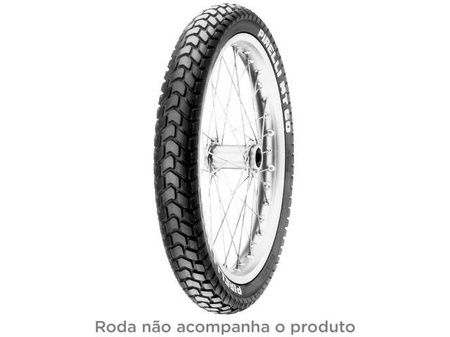 """Imagem de Pneu de Moto Aro 19"""" Pirelli Dianteiro 90/90"""