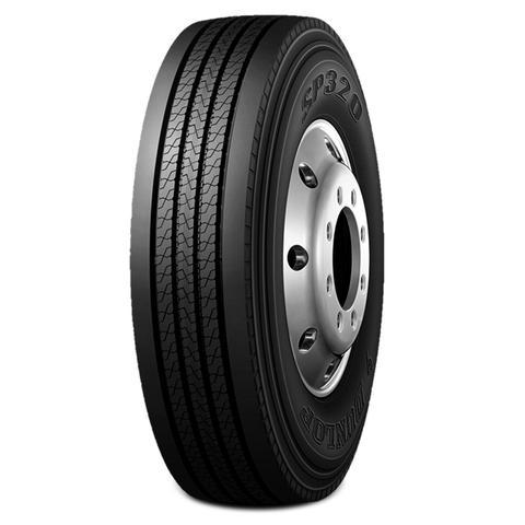Imagem de Pneu Dunlop Aro 17.5 235/75R17.5 132/130M SP 320 para Caminhão e Ônibus