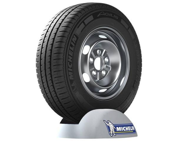 Imagem de Pneu Michelin 225/70 R15C Aro 15