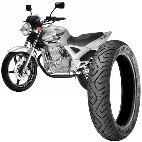 Imagem de Pneu Moto Cbx Twister Technic Aro 17 130/70-17 62s Traseiro Sport