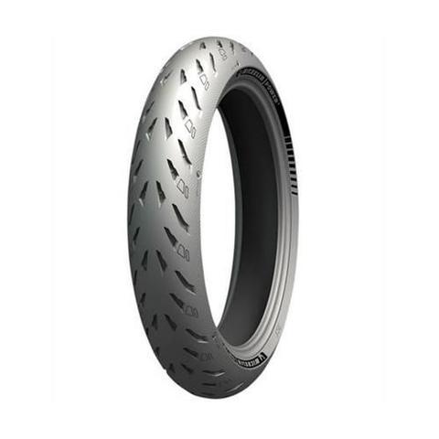 Imagem de Pneu Moto Michelin Aro17 Dianteiro 120/70 ZR 17 M/C (58W) Power 5 F TL