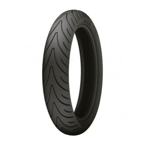 Imagem de Pneu Moto Michelin PILOT ROAD 2 120/70 ZR17 58W Dianteiro Sem Câmara CB CBR 600 1000 Z750 Z800 Z900