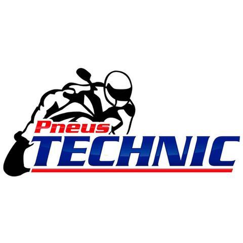 Imagem de Pneu Moto Technic Aro 17 130/80-17 65s Traseiro T&C Plus