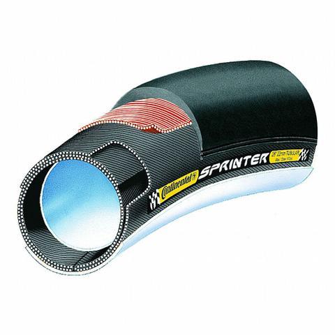 Imagem de Pneu para bicicleta Continental Tubular Sprinter 28x22mm