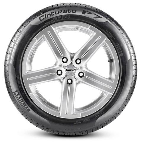 Imagem de Pneu Pirelli Aro 16 195/55r16 91v Cinturato P7 Extra Load