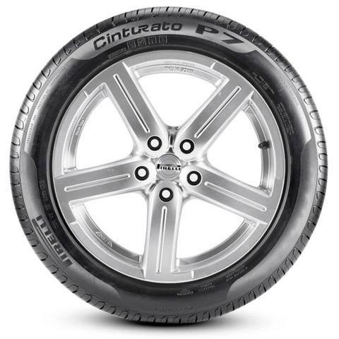 Imagem de Pneu Pirelli Aro 16 205/55r16 TL 91V Runflat P7 Cinturato