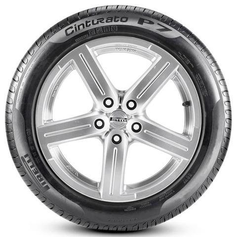 Imagem de Pneu Pirelli Aro 17 225/45r17 91w Cinturato P7 Run Flat