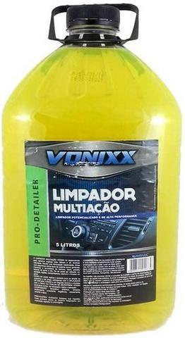 Imagem de Pneu Pretinho Limpador Multiação Shampoo Lava Auto Vonixx