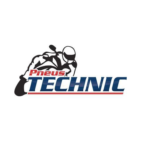 Imagem de Pneu Technic Traseiro Speed 100/90-18 CG Titan e Fan 125/150/160, CBX 150 Aero, CBX 200 Strada, YBR 125 e similares