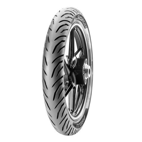 Imagem de Pneu Traseiro Moto Aro 14 Pirelli 80/100 M/C 49L