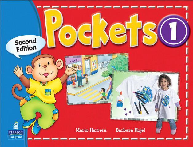Imagem de Pockets Level 1 Student Book