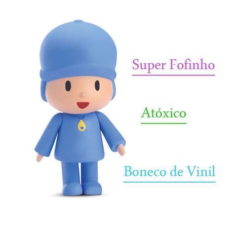 Imagem de Pocoyo De Vinil + Elly Nina Loula Pato Kit 5 Bonecos Cardoso