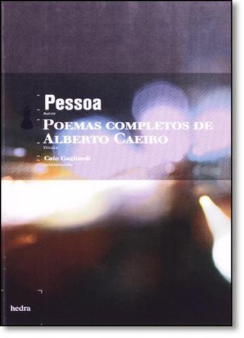 Imagem de Poemas Completos de Alberto Caeiro