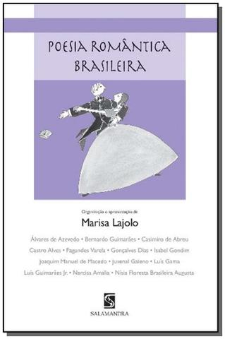 Imagem de Poesia Romantica Brasileira