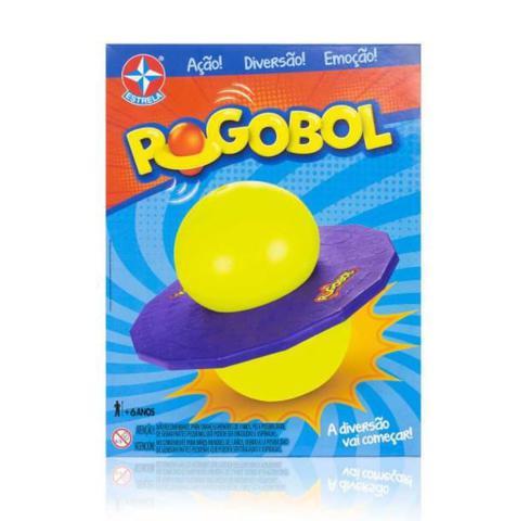 Imagem de Pogobol - Estrela -  ROXO/VERDE