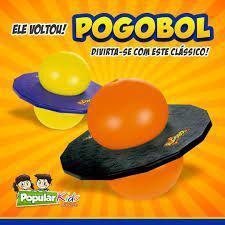 Imagem de Pogobol roxo/amarelo*