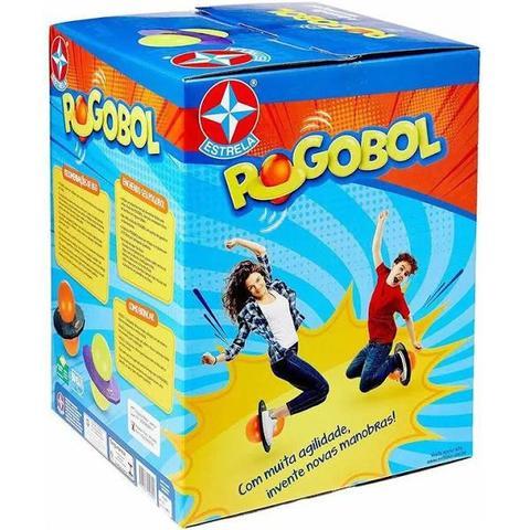 Imagem de Pogobol - Roxo com Verde - Estrela