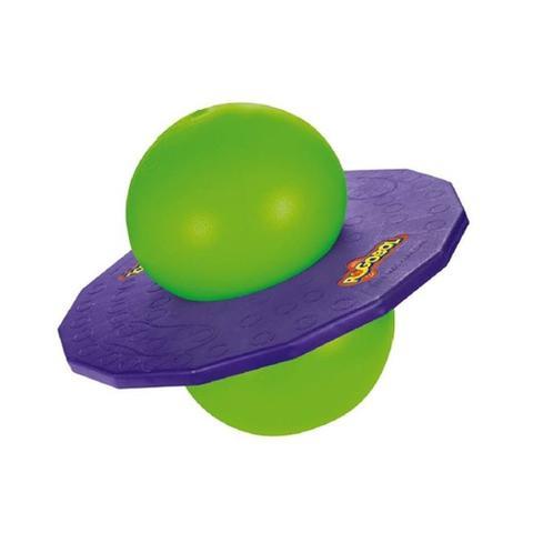 Imagem de Pogobol Roxo com Verde - Estrela
