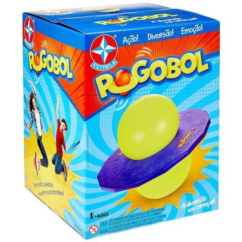 Imagem de Pogobol Roxo e Amarelo - Estrela