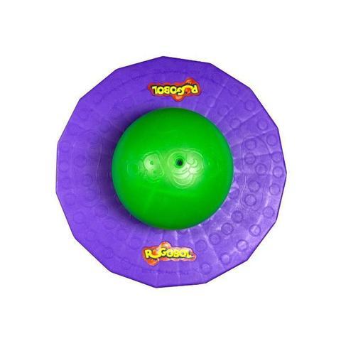 Imagem de Pogobol Roxo e Verde Brinquedo Estrela