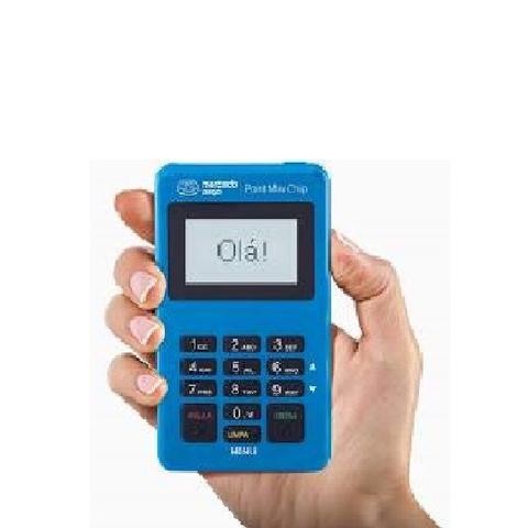 Imagem de Point Mini Chip Máquina de Cartão, Conectividade Wi-Fi e Chip