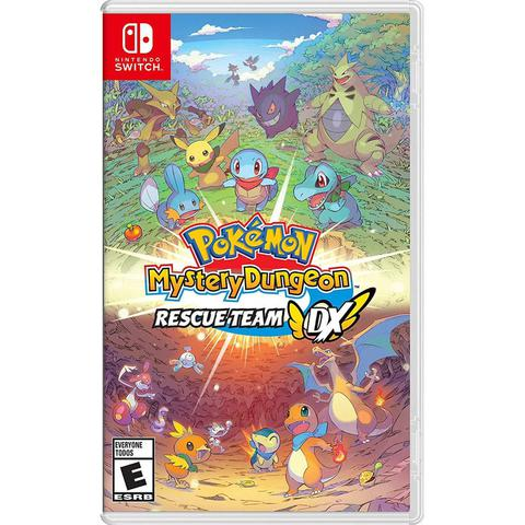 Jogo Pokémon Super Mystery Dungeon - Switch - Nintendo