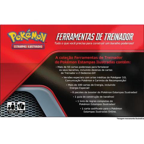 Imagem de Pokemon Toolkit Ferramentas de treinador COPAG DA AMAZONIA