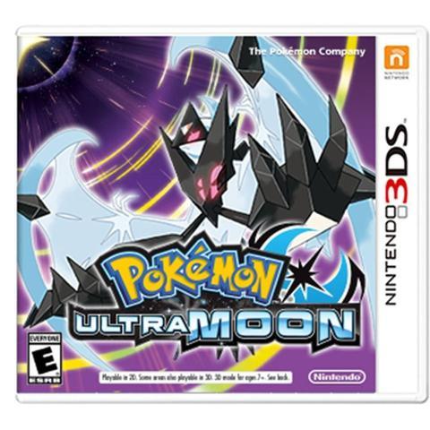 Imagem de Pokémon Ultra Moon - 3DS