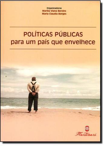 Imagem de Politicas publicas para um pais que envelhece - Martinari