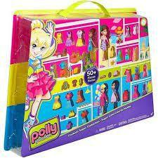Imagem de Polly Pocket Kit 4 Amigas Super Fashion - Mattel