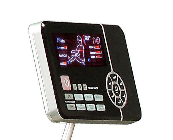 Imagem de Poltrona de Massagem Aragonita - 79 Airbags - Bluetooth - Diamond Chair - Bege