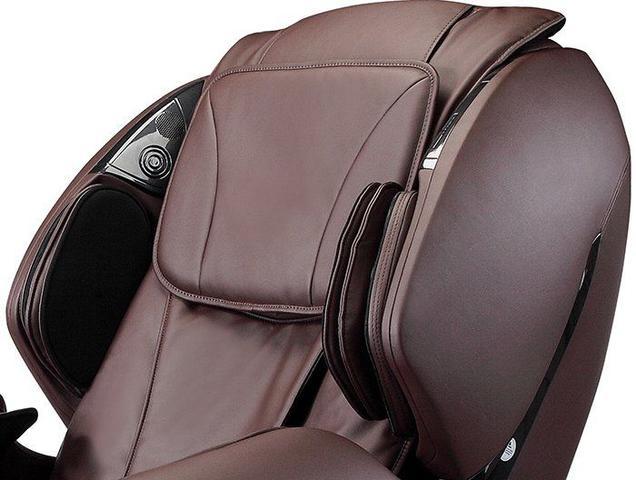 Imagem de Poltrona de Massagem Coral Top de Linha - 78 Airbags - 3D - Diamond Chair - Marrom