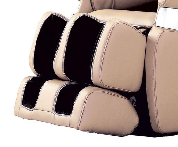 Imagem de Poltrona de Massagem Cristal - 41 Airbags - Diamond Chair - Bege
